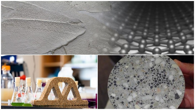 Самовосстанавливающиеся бетоны штукатурка неровных стен цементным раствором